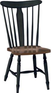 Bridgeport Chair Aged Ebony & Espresso