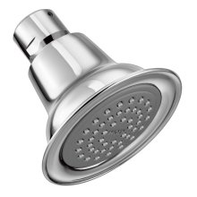 Commercial chrome showerhead