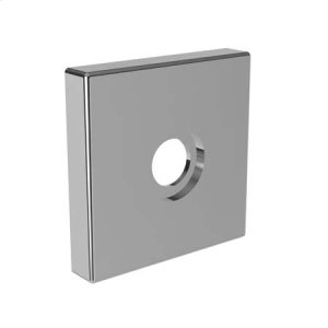 Satin Nickel Hotel Shelf Mounting Kit