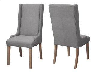 Baby Wing Dining Chair Grey