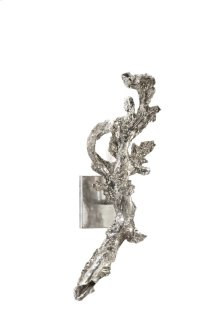 Greer Sconce - Silver (right)