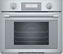 30-Inch Professional Single Steam Oven