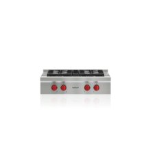 "30"" Sealed Burner Rangetop - 4 Burners"