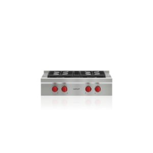 "Wolf30"" Sealed Burner Rangetop - 4 Burners"