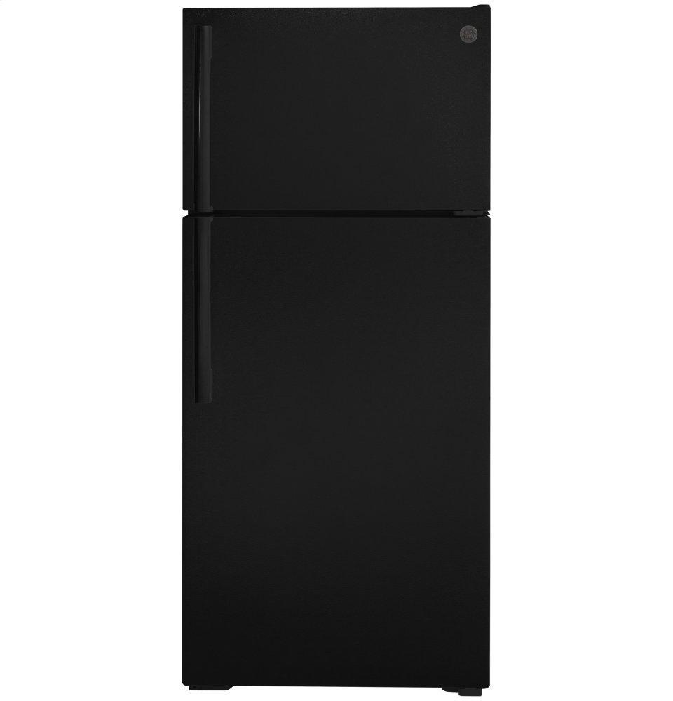 GEEnergy Star® 16.6 Cu. Ft. Top-Freezer Refrigerator