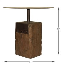 Square Foot Beam Table