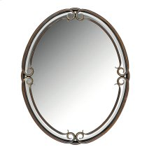 Duchess Mirror in Palladian Bronze