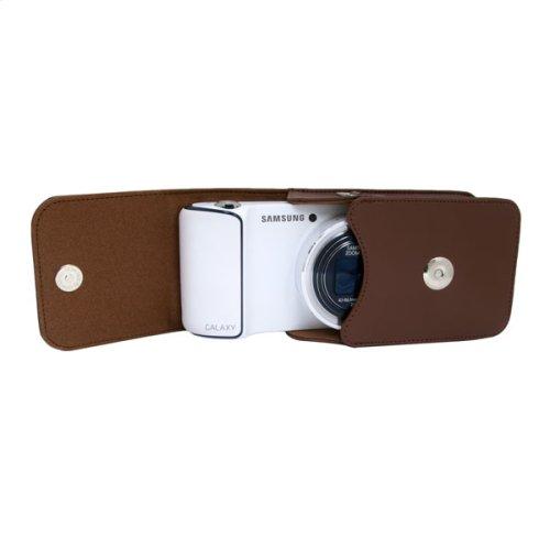 Galaxy Camera Pouch, Brown