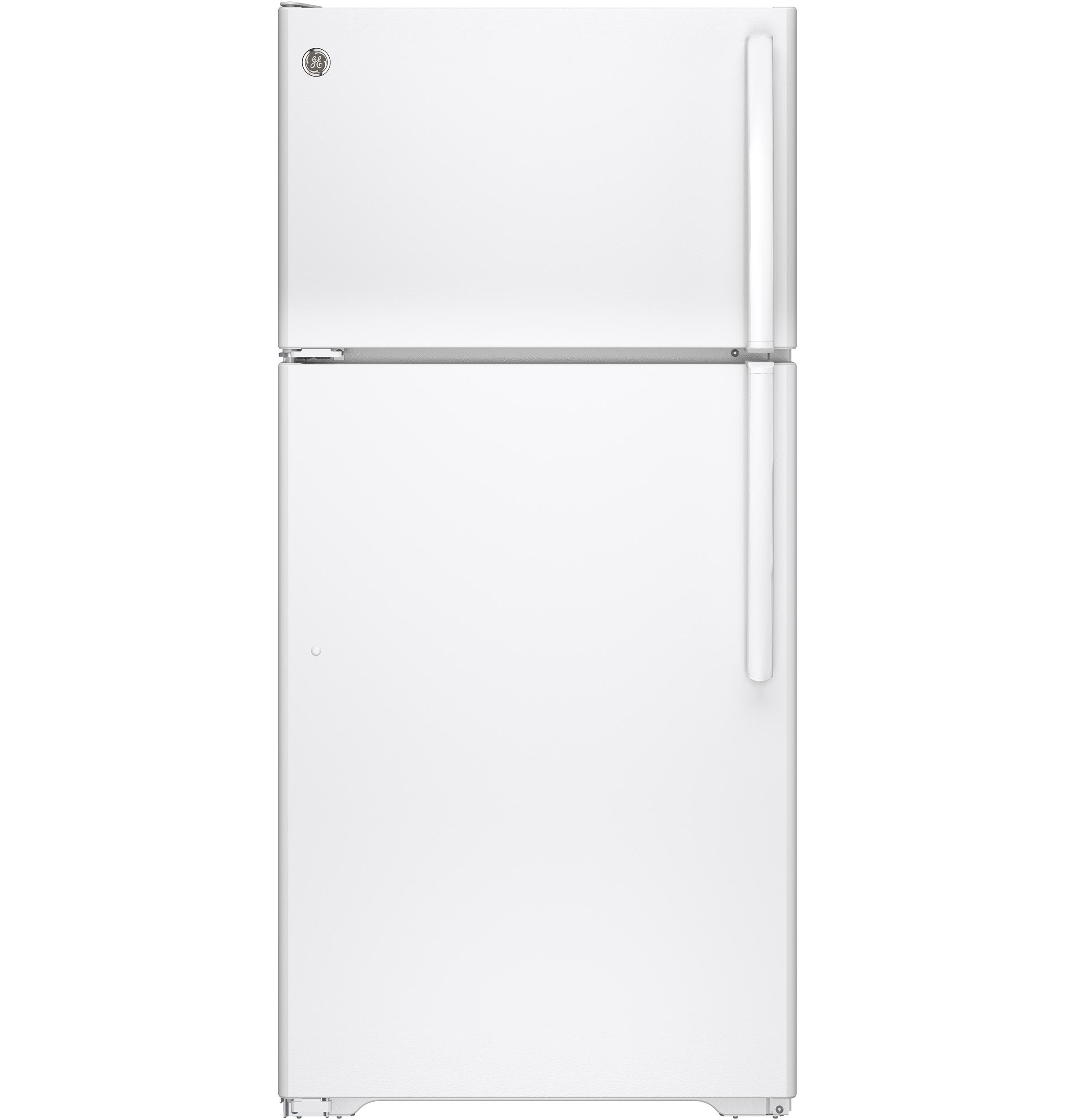 GEEnergy Star® 14.6 Cu. Ft. Top-Freezer Refrigerator