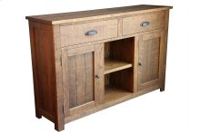 Resawn Sideboard