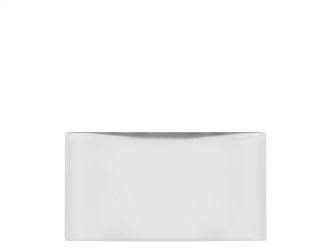 Luxury-Glide(R) Pedestal with Spacious Storage Drawer