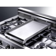 Stainless-Steel Griddle