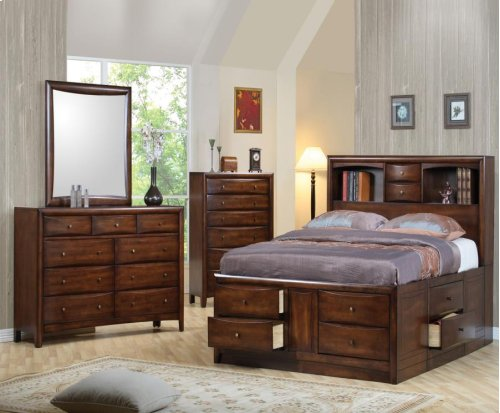 E. King Bed