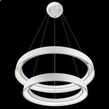 Fornello - Model 83199 2-Ring Pendant
