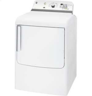GE® 7.8 cu. ft. capacity electric dryer