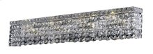 2033 Maxime Collection Wall Sconce Chrome Finish