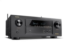 7.2 Channel Full 4K Ultra HD AV Receiver with built-in Wi-Fi and Bluetooth ® , Dolby Atmos, DTS:X, HDCP2.2, HDR, Audyssey MultEQ XT, 8/2 HDMI In/Out