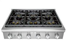 36-Inch Professional Rangetop PCG366W