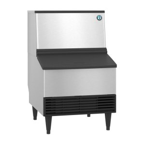 HoshizakiKM-231BAJ, Crescent Cuber Icemaker, Air-cooled, Built in Storage Bin