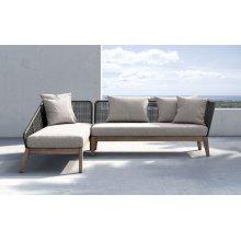 Netta Left Sectional Sofa