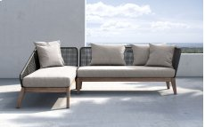 Netta Left Sectional Sofa Product Image