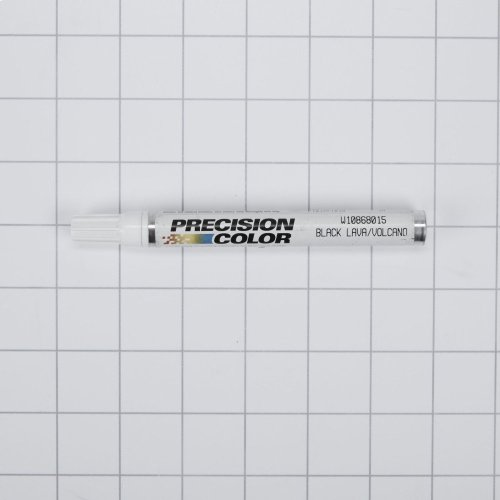 Black Lava Touch-Up Paint Pen