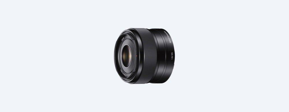 E 35 mm F1.8 OSS