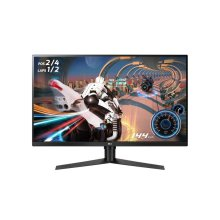 LG 32GK650F-B 32 Inch UltraGear QHD Gaming Monitor with FreeSync