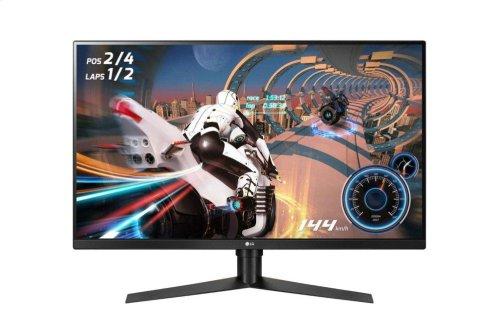 "32"" Class QHD Gaming Monitor with FreeSync (31.5"" Diagonal)"