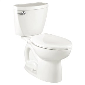 Cadet 3 Elongated Toilet  1.28 GPF  10-in Rough-in  American Standard - Bone
