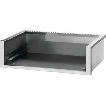 Zero Clearance Liner for Built in PRO500, P500 & LEX485 models , Stainless Steel