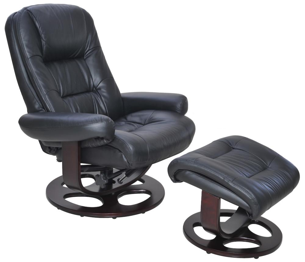 Jacque II 8021 Pedestal Chair And Ottoman
