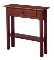 Petite Hall Console