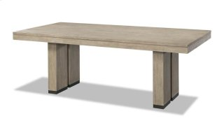 Larkspur Trestle Dining Table