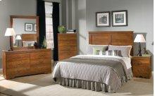 Amy Lynn/Paper Marble Brown Cherry Dresser