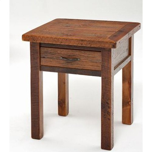 Heritage Richland 1 Drawer Nightstand
