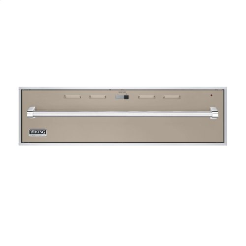 "Taupe 36"" Professional Warming Drawer - VEWD (36"" wide)"