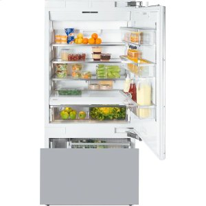 MieleKf 1903 Vi Mastercool Fridge-Freezer With Maximum Storage Space And High-Quality Features For Exacting Demands.