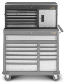 """10-Drawer 41"""" Tool Chest Topper"""