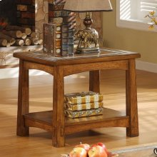 Craftsman Home - Side Table - Americana Oak Finish