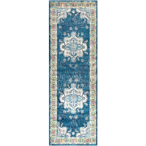 "Aura Silk ASK-2315 2'7"" x 7'6"""