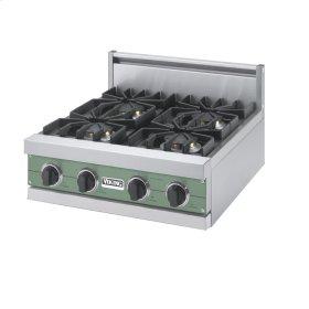 """Mint Julep 24"""" Sealed Burner Rangetop - VGRT (24"""" Wide, four burner)"""