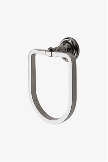 R.W. Atlas Towel Ring STYLE: RWTB01