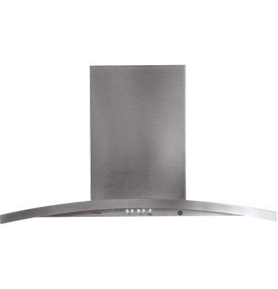 "GE Profile™ Series 36"" Island Hood Product Image"