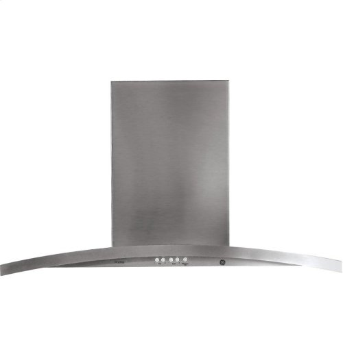 "GE Profile™ Series 36"" Wall-Mount Hood"