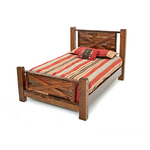Back To the Barn - Classic - 68441 - King Bed (complete)