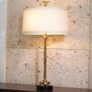 Organic Table Lamp-Antique Brass Product Image