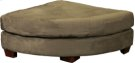 2628 Pie Ottoman Product Image