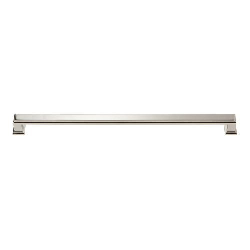 Sutton Place Appliance Pull 18 Inch (c-c) - Polished Nickel