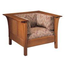 Oak Prairie Chair